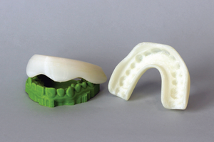 Mouthguard Maker Scores with 3D Printing Technology